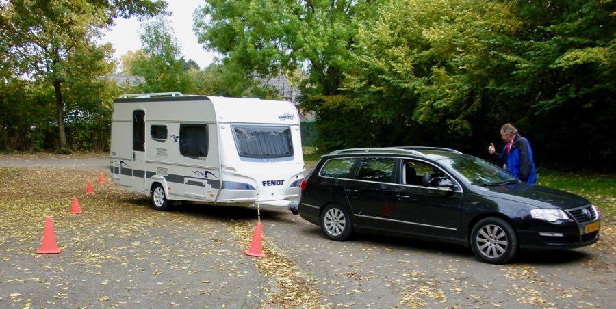 Caravancursussen en Rijvaardigheidstrainingen