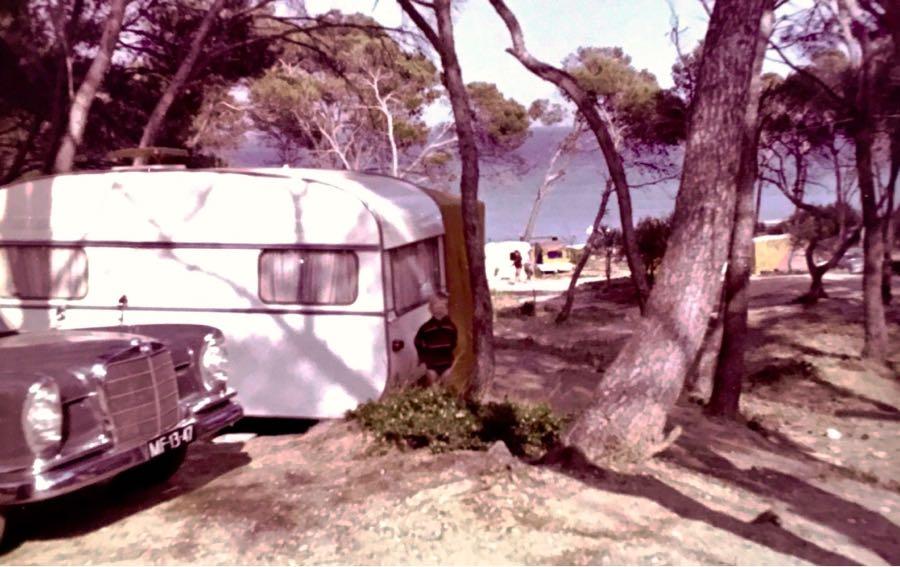 Menno en Caravan(trekker)