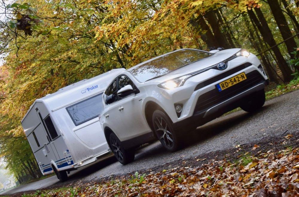 Trekautotest Toyota RAV4 Hybride