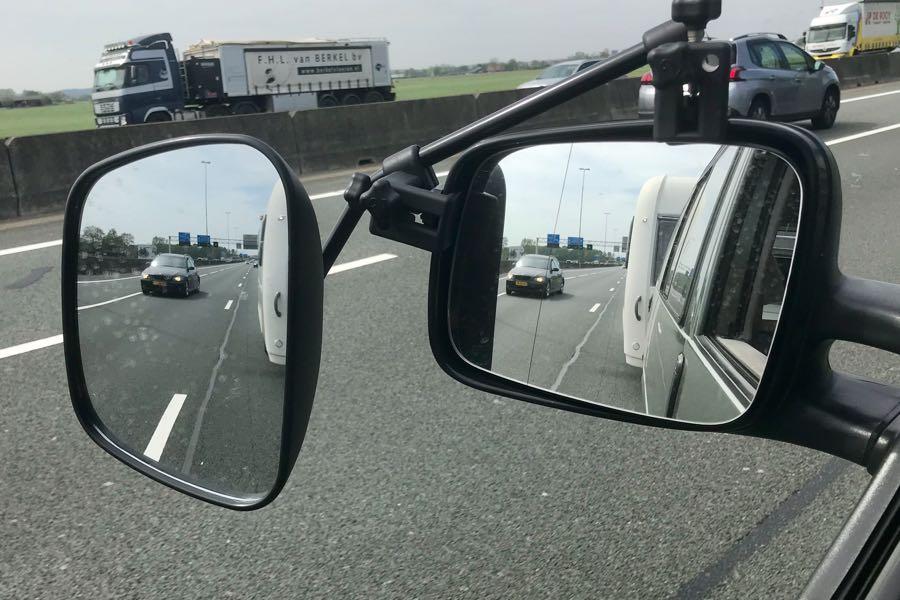 Caravanspiegels