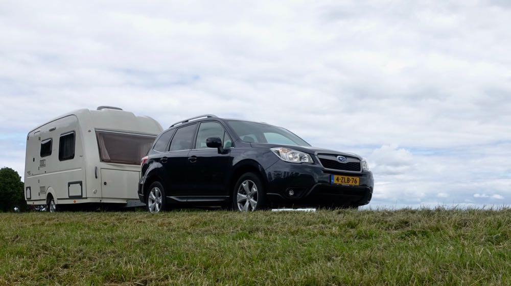 Subaru met CVT